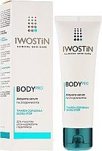 Parfumuri și produse cosmetice Ser pentru picioare - Iwostin Body Pro Serum