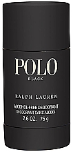 Parfumuri și produse cosmetice Ralph Lauren Polo Black - Deodorant stick