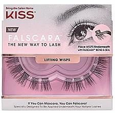 Parfumuri și produse cosmetice Gene false, smocuri - Kiss Falscara Lengthening Wisps 03
