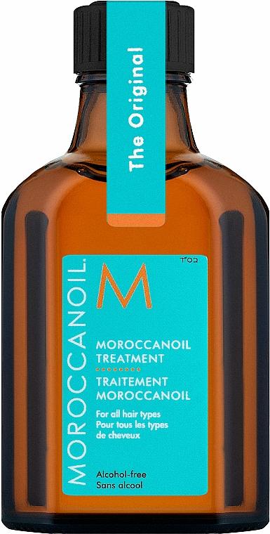 Ulei regenerator pentru păr - Moroccanoil Oil Treatment For All Hair Types — Imagine N2