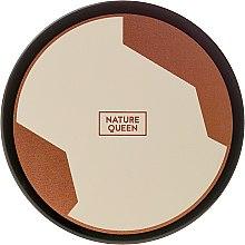 Parfumuri și produse cosmetice Mască cu argilă galbenă pentru față - Nature Queen Yellow Clay