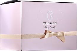 Parfumuri și produse cosmetice Trussardi My Scent - Set (edt/50ml + b/lot/100ml + edt/1.5ml + bag)