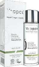 Parfumuri și produse cosmetice Demachiant micelar - Yappco Micellar Clarifying Make-Up Face, Eyes, Lips Remover