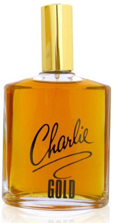 Revlon Charlie Gold - Apă de toaletă (tester cu capac) — Imagine N1