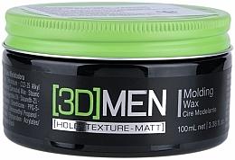 Parfumuri și produse cosmetice Ceară modelatoare pentru păr - Schwarzkopf Professional 3D Mension Molding Wax
