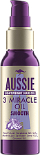 Parfumuri și produse cosmetice Ulei de păr - Aussie 3 Miracle Smooth Oil