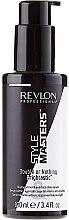 Parfumuri și produse cosmetice Ser pentru păr - Revlon Professional Style Masters Double or Nothing Brightastic
