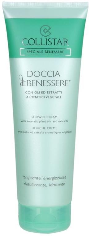 "Gel de duș ""Benessere"" - Collistar Doccia Di Benessere Shower Gel — Imagine N1"