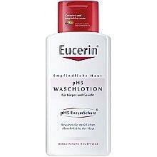 Parfumuri și produse cosmetice Cremă pentru duș - Eucerin pH5 Wash Lotion