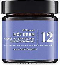 Parfumuri și produse cosmetice Cremă pe bază de plante - Fitomed Herbal Cream Nr12