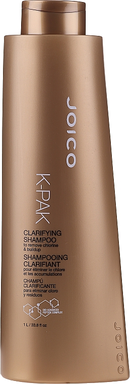 Șampon pentru păr uscat și deteriorat - Joico K-Pak Clarifying Shampoo — Imagine N3