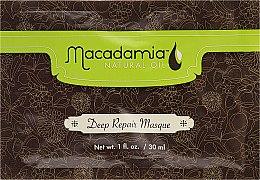 Parfumuri și produse cosmetice Mască regenerantă de păr - Macadamia Natural Oil Deep Repair Masque (mostră)