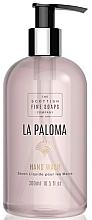 Parfumuri și produse cosmetice Săpun lichid pentru mâini - Scottish Fine Soaps La Paloma Hand Wash
