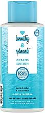 """Parfumuri și produse cosmetice Balsam de păr """"Alge marine și Eucalipt"""" - Love Beauty & Planet Marine Algae & Eucalyptus Conditioner"""
