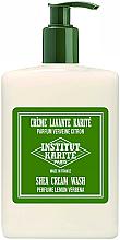 Parfumuri și produse cosmetice Cremă de duș - Institut Karite Lemon Verbena Shea Cream Wash