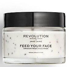 Parfumuri și produse cosmetice Mască de față - Revolution Skincare Dragon Fruit Mask