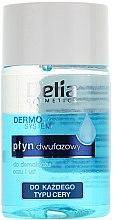 Loțiune demachiantă în două faze - Delia Dermo System The Two-phase Liquid Makeup Remover — Imagine N1