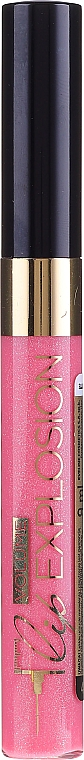 Eveline Cosmetics Volume Lip Explosion - Luciu cu efect de mărire pentru buze  — Imagine N1