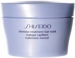 Mască regenerantă pentru păr - Shiseido Intensive Treatment Hair Mask — Imagine N1