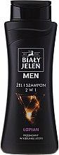 Parfumuri și produse cosmetice Gel și șampon hipoalergenic 2în1 - Bialy Jelen Hypoallergenic Gel & Shampoo 2in1
