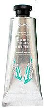 Parfumuri și produse cosmetice Scrub cu extract de aloe vera și semințe de căpșuni pentru mâini - Uoga Uoga My New Feather Hand Scrub