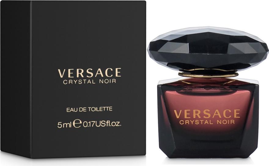 Versace Crystal Noir - Apă de toaletă (mini)