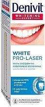 """Parfumuri și produse cosmetice Pastă de dinți """"Pro Laser"""" - Denivit"""
