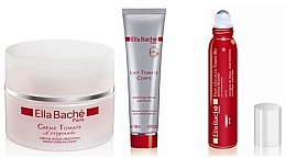 Parfumuri și produse cosmetice Set cadou - Ella Bache Ella Perfect (cream/50ml + milk/150ml + serum/15ml)