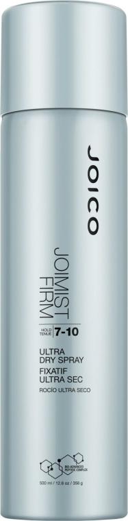 Lac cu uscare rapidă, fixare puternică (7-10) - Joico Style and Finish Joimist Firm Ultra Dry Spray-Hold 7-10 — Imagine N3