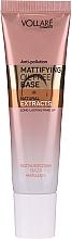Parfumuri și produse cosmetice Bază matifiantă pentru machiaj - Vollare Mattifying Oil Free Natural Extracts Base Long-Lasting Make Up