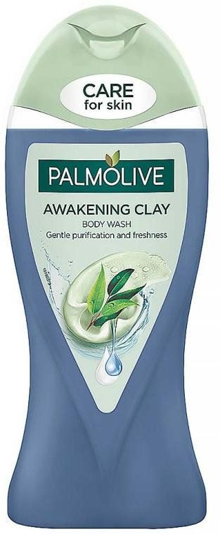 Gel de duș - Palmolive Eucalyptus Awakening Clay Body Wash