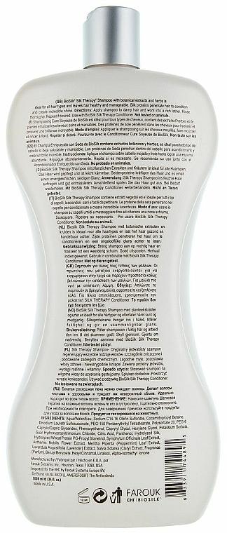 "Șampon ""Mătase"" - BioSilk Silk Therapy Shampoo — Imagine N2"