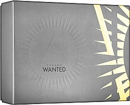 Parfumuri și produse cosmetice Azzaro Wanted Set - Set (edt/100ml + shm/100ml)