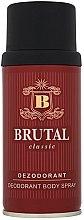 Parfumuri și produse cosmetice La Rive Brutal Classic - Deodorant