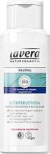 Parfumuri și produse cosmetice Loțiune de corp - Lavera Neutral Body Lotion