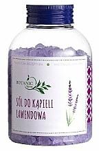 """Parfumuri și produse cosmetice Sare de baie """"Lavandă"""" - Botanic Farm"""
