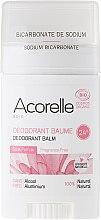 """Parfumuri și produse cosmetice Deodorant bio """" Fără aromă"""" - Acorelle Deodorant Balm"""