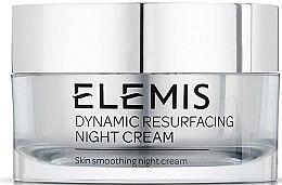 Parfumuri și produse cosmetice Cremă de noapte pentru față - Elemis Dynamic Resurfacing Night Cream