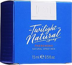 Parfumuri și produse cosmetice Spray cu feromoni, cu parfum neutru pentru bărbați - Hot Twilight Pheromone Natural Spray Men