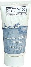 """Parfumuri și produse cosmetice Balsam răcoritor pentru picioare """"Cartofi"""" - Styx Naturcosmetic Potato Care Foot Balm Refresh (mostră)"""