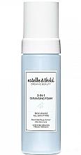 Parfumuri și produse cosmetice Spumă de curățare cu acțiune triplă - Estelle & Thild BioCleanse 3in1 Cleansing Foam