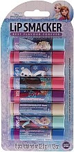 Parfumuri și produse cosmetice Set balsamuri de buze - Lip Smacker Frozen (balm/8x4g)