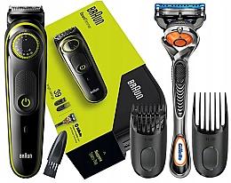 Parfumuri și produse cosmetice Trimmer pentru barbă și păr - Braun BT 3941