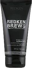 Parfumuri și produse cosmetice Gel de păr - Redken Brews Stand Tough Extreme Gel