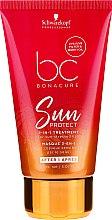 Parfumuri și produse cosmetice Mască 2 în 1 după plajă pentru păr - Schwarzkopf Bonacure Sun Protect 2-in-1 Treatment