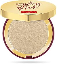 Parfumuri și produse cosmetice Iluminator - Pupa Sparkling Attitude Compact