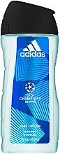 Parfumuri și produse cosmetice Adidas UEFA Champions League Dare Edition - Gel de duș