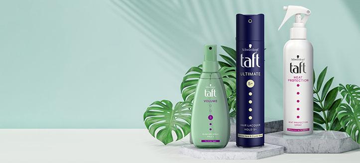 Reducere 20% la produsele selectate Taft. Prețurile pe site sunt prezentate cu reduceri