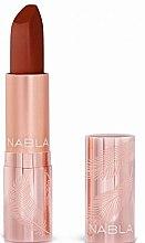 Parfumuri și produse cosmetice Ruj mat de buze - Nabla Cult Matte Bounce Matte Lipstick