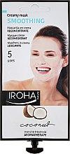 Parfumuri și produse cosmetice Mască de față - Iroha Nature Smoothing Coconut Creamy Mask